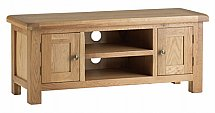 Vale Furnishers - Dorking Plasma TV Unit